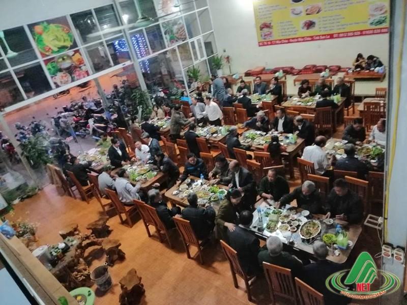 Nhà hàng Đông Hải – nhà hàng đặc sản Mộc Châu
