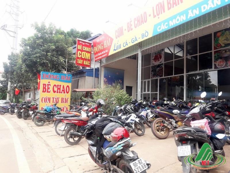 Nhà hàng Đông Hải (9)