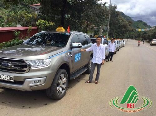 Taxi Mộc Châu