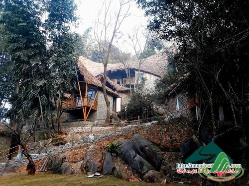 Mộc Châu Retreat, resort mới ở Mộc Châu