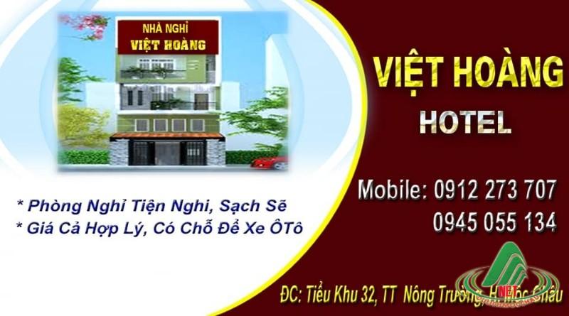 Nhà Nghỉ Việt Hoàng