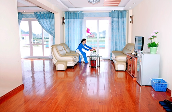 Đặt phòng Khách sạn Sao xanh Mộc Châu