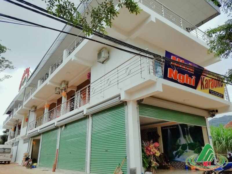 Nhà nghỉ - Karaoke rừng Thông Mộc Châu