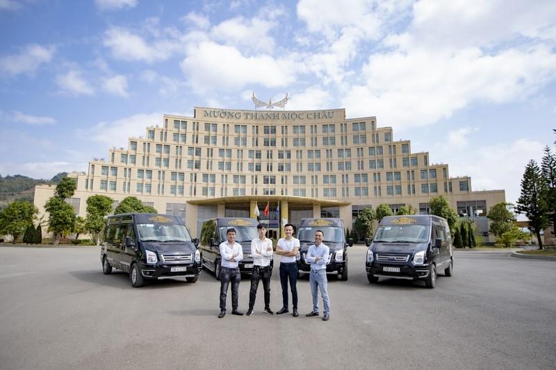 5 hãng xe Limousine Mộc Châu tốt nhất