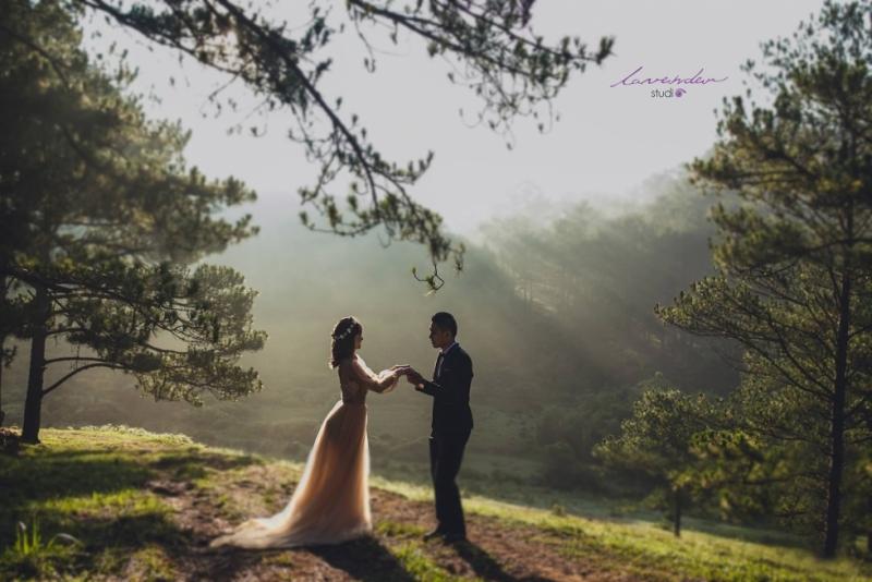 Mùa cưới không thể bỏ qua chụp ảnh ở Mộc Châu