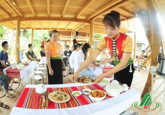 đặc sản dân tộc Thái