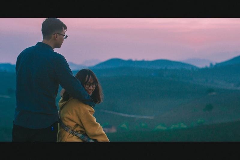 Kinh nghiệm đi Mộc Châu ngắm bình minh trên đồi chè