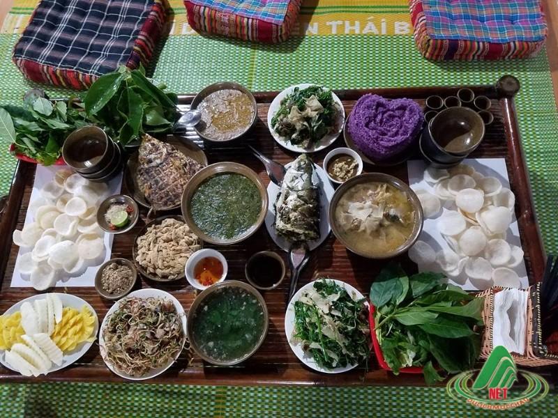 Các món ăn được chế biến từ cá