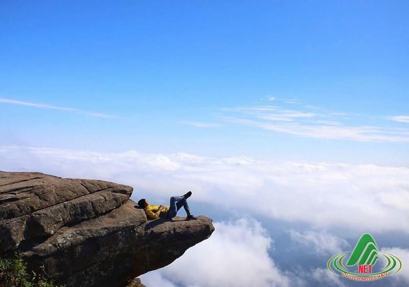 Pha Luông - Mộc Châu bạt ngàn mây phủ