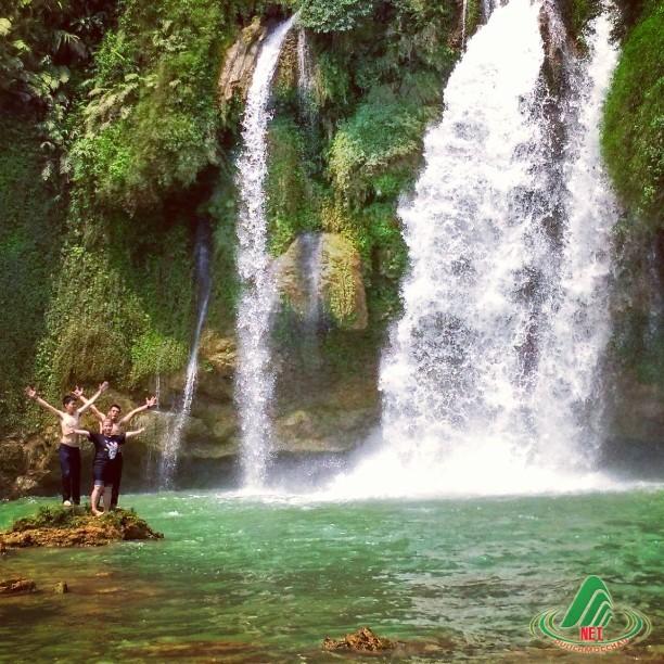 Thiên đường tránh nóng cách Hà Nội 200km