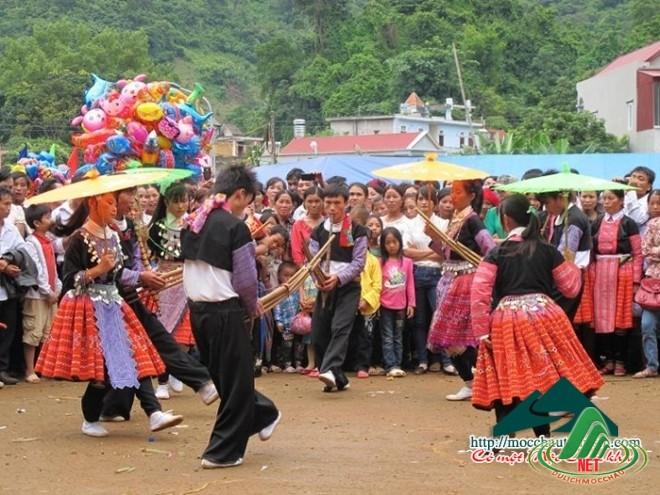 Lịch tổ chức các sự kiện trong Tuần Văn hóa - Du lịch tỉnh Sơn La năm 2018 tại Mộc Châu