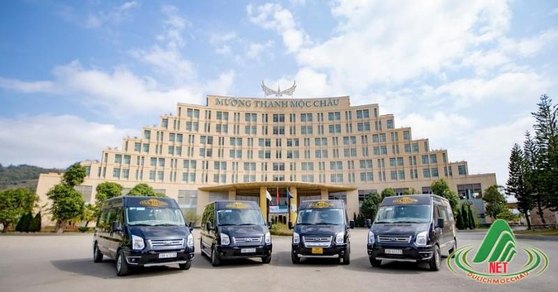 Limousine Hà Nội Mộc Châu