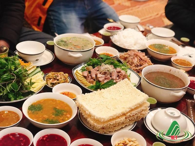 Dê Mạnh Mãi - Nhà hàng dê Mộc Châu mới mở nhưng cũng khá nổi